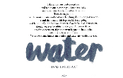 Titelblad - Water (2007)